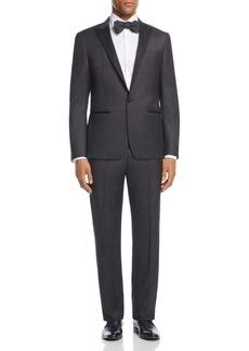 John Varvatos Star USA LUXE Square Textured Regular Fit Tuxedo