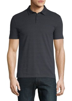 John Varvatos Marled Polo Shirt