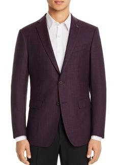 John Varvatos Star USA Melange Slim-Fit Sport Coat