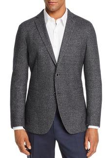 John Varvatos Star USA Melange Unconstructed Slim Fit Sport Coat