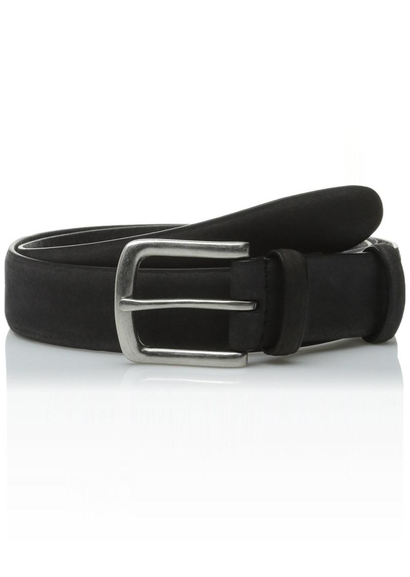 John Varvatos Star USA Men's 32mm Double Keeper Belt