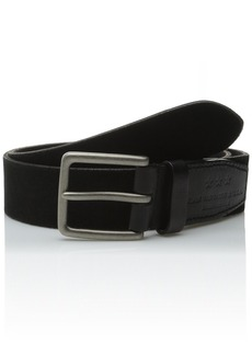 John Varvatos Star USA Men's 35mm Leather Belt