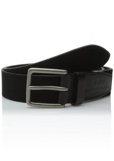 John Varvatos Star USA Men's 35mm Leather Belt