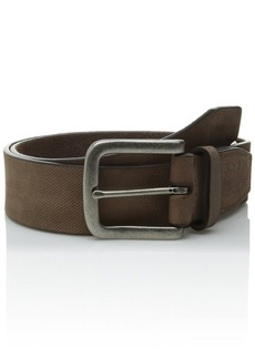 John Varvatos Star USA Men's 38mm Textured Belt