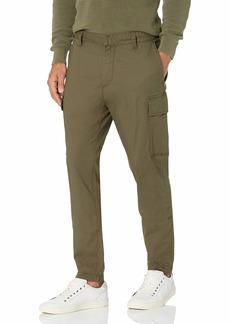 John Varvatos Star USA Men's BO Slim REVERESED FIT Cargo Pant