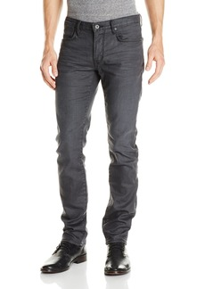 John Varvatos Star USA Men's Bowery Fit V Stitch Pocket Jeans