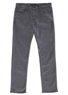 John Varvatos Men's Bowery Slim FIT Straight Leg Knit Jean