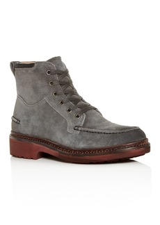 John Varvatos Star USA Men's Cooper Suede Work Boots
