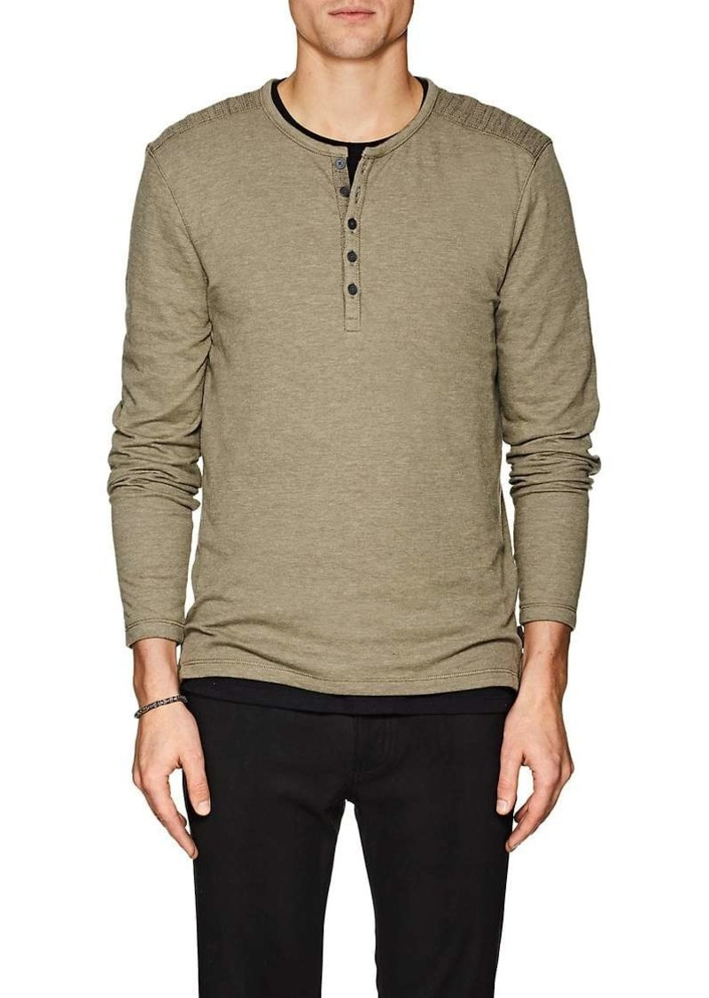 79159027a John Varvatos John Varvatos Star U.S.A. Men's Cotton-Blend Jersey ...