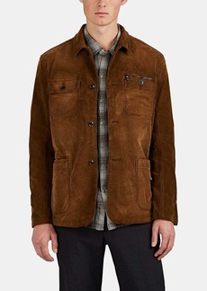 John Varvatos Star U.S.A. Men's Cotton Corduroy Work Jacket