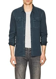 John Varvatos Star U.S.A. Men's Cotton Long-Sleeve Shirt