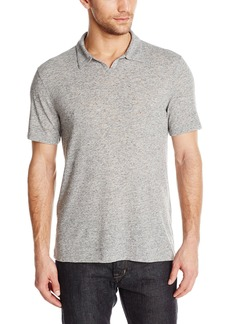 John Varvatos Star USA Men's Johnny Collar Knit Shirt  Small