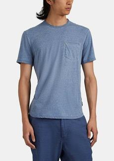 John Varvatos Star U.S.A. Men's Laurence Burnout Jersey T-Shirt