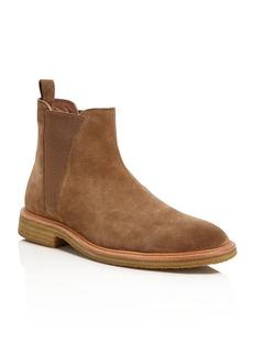 John Varvatos Star USA Men's Leroy Suede Chelsea Boots