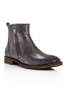 John Varvatos Star USA Men's Mitchell Zip Boots