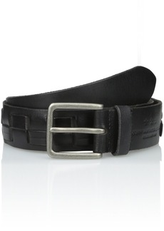 John Varvatos Star USA Men's mm Woven Belt