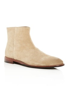 John Varvatos Star USA Men's NYC Suede Chelsea Boots - 100% Exclusive