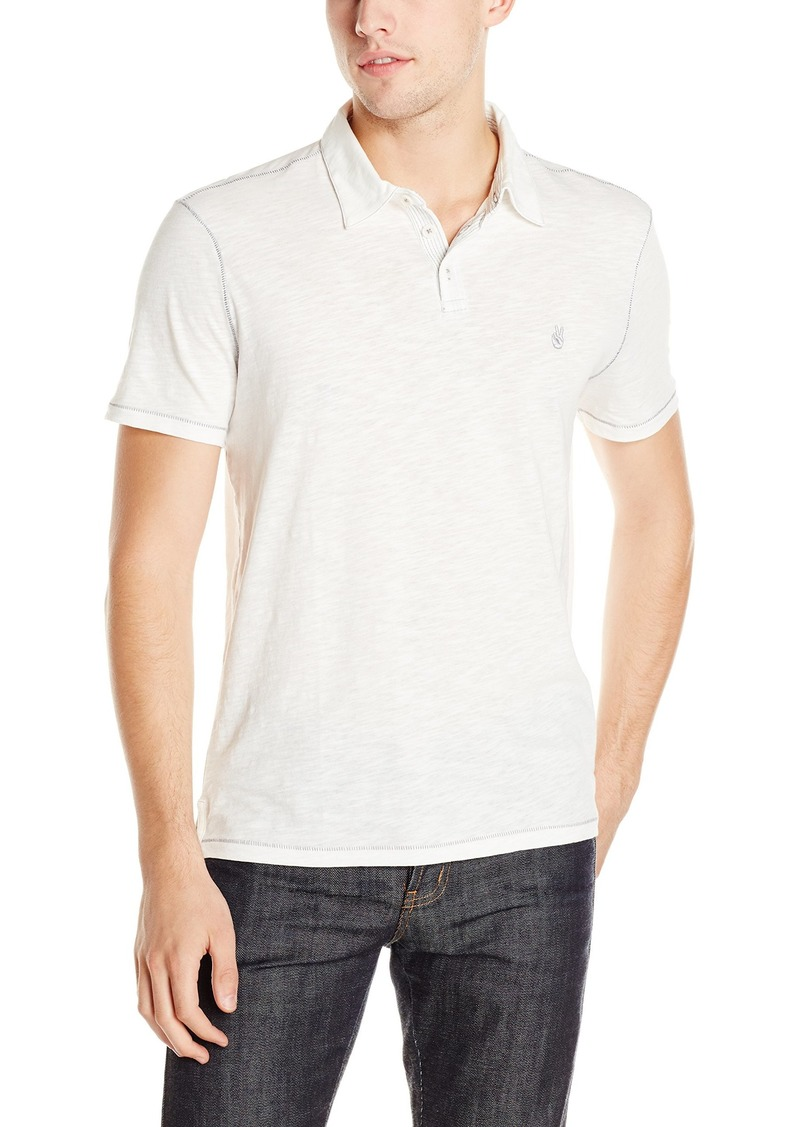John Varvatos Star USA Men's Peace Polo  XXL