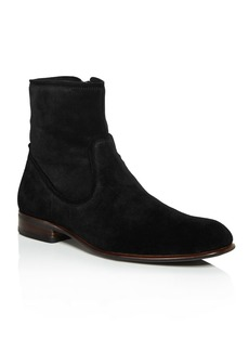 John Varvatos Star USA Men's Seagher Zip Boots