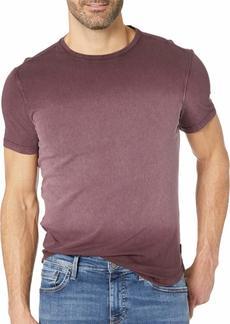 John Varvatos Star USA Men's Short Sleeve Ombre Crew  S