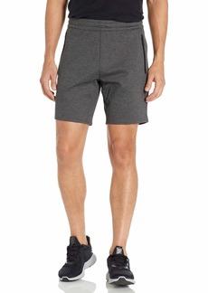 John Varvatos Star USA Men's Sinton Shorts with Seam Sealed Zipper  S