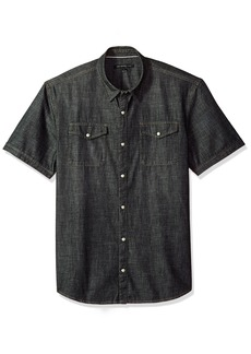 John Varvatos Star USA Men's S/S Shirt