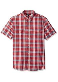 John Varvatos Star USA Men's S/S Shirt