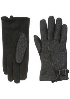 John Varvatos Star U.S.A Men's Textile Zip Glove
