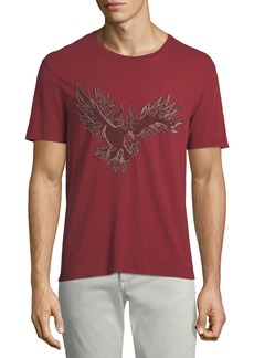 John Varvatos Men's Thunderbird Graphic T-Shirt