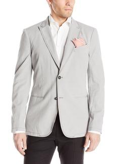 John Varvatos Men's Two Button Soft Jacket