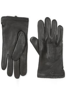 John Varvatos Star U.S.A Men's Whip Stitch Basic Glove