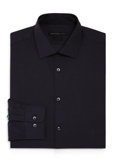 John Varvatos Star USA Micro Dot Slim Fit Stretch Dress Shirt