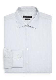 John Varvatos Star USA Micro Stripe Regular Fit Dress Shirt