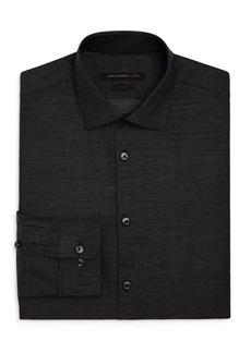 John Varvatos Star USA Mini Dash Slim Fit Stretch Dress Shirt