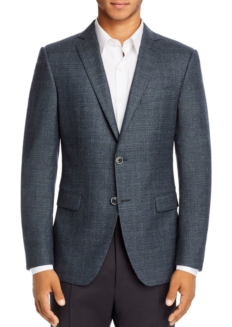 John Varvatos Star USA M�lange Slim Fit Sport Coat