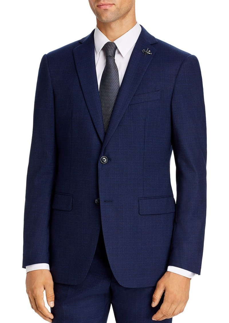 John Varvatos Star USA M�lange Solid Slim Fit Suit Jacket