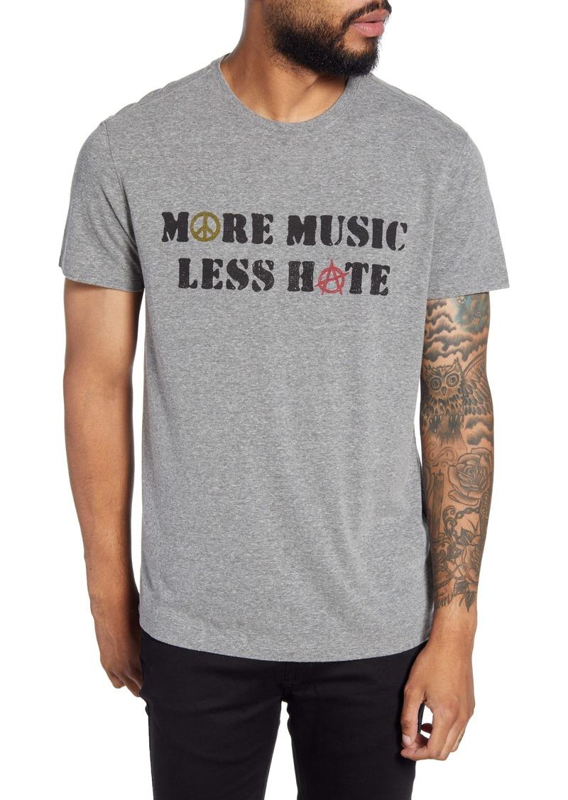 John Varvatos Star USA More Music T-Shirt