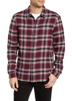 John Varvatos Star USA Neil Regular Fit Reversible Button-Up Sport Shirt