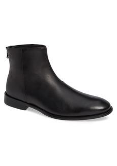 John Varvatos Star USA NYC Back Zip Boot (Men)