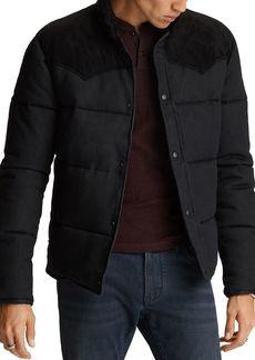John Varvatos Star USA Pacey Regular Fit Puffer Jacket