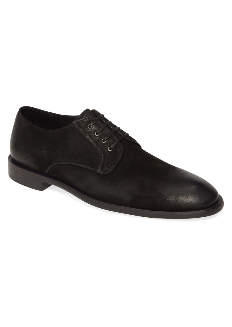 John Varvatos Star USA Plain Toe Derby (Men)