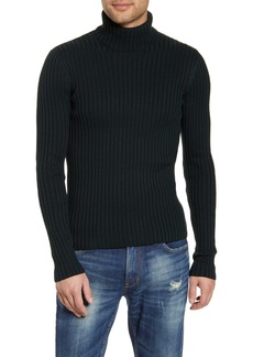 John Varvatos Star USA Portland Slim Fit Turtleneck Sweater
