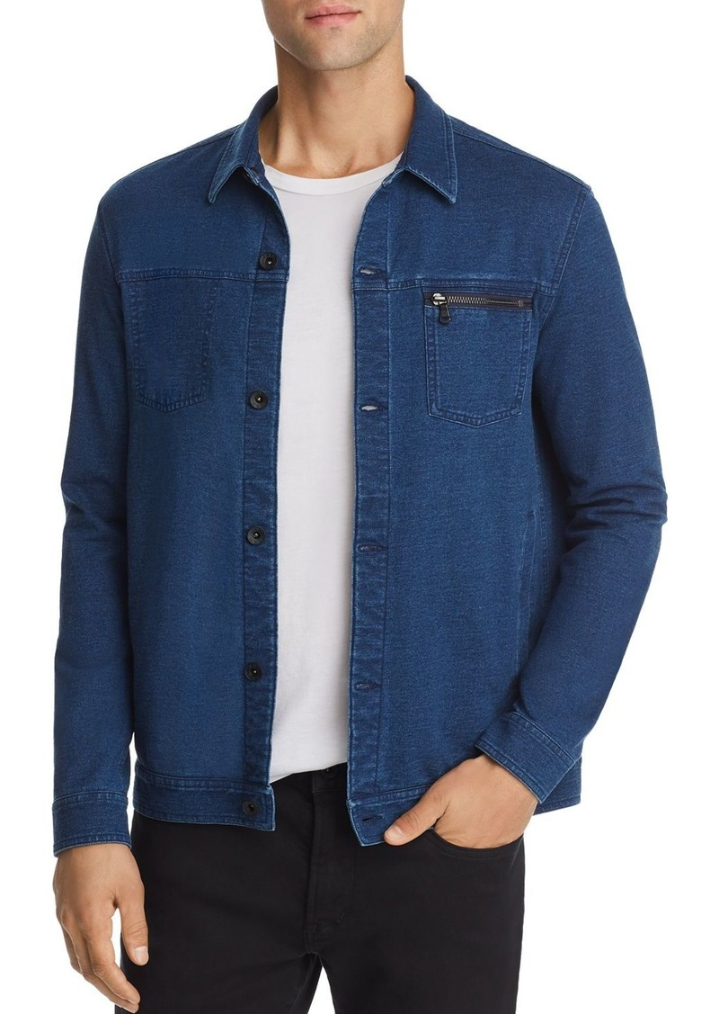 John Varvatos Star USA Redrock Denim Shirt Jacket