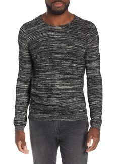 John Varvatos Star USA Regular Fit Crewneck Sweater