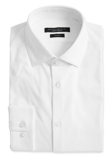 John Varvatos Star USA Rick Jersey Slim Fit Dress Shirt