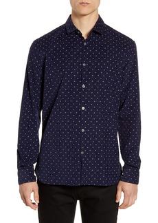 John Varvatos Star USA Ross Regular Fit Button-Up Shirt