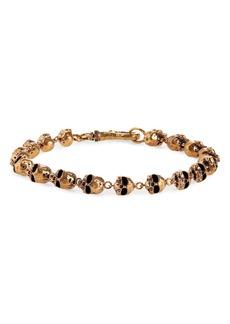 John Varvatos Skull Bracelet