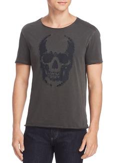 John Varvatos Star USA Skull Graphic Tee