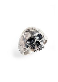 John Varvatos Skull Ring
