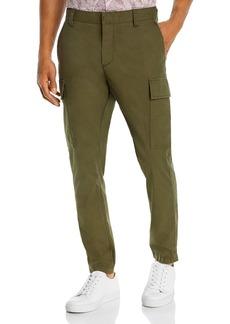 John Varvatos Star USA Slim Fit Olive Cargo Pants